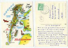 23185 - - Kittensee-CARTINA-cartolina andato, 6.7.1988