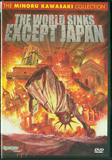 The World Sinks Except Japan (Synapse DVD, 2008) - Brand New & Sealed