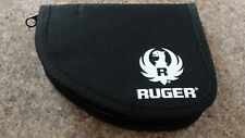 Genuine Factory Ruger Soft Case for LCP 1 2 II .380 Subcompact Pistols Handguns