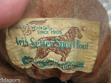 VINTAGE 60s RED WING IRISH SETTER WORK HUNTING BOOTS 6 D