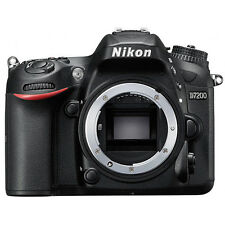 Nikon D7200 Digital SLR Camera - Body Only