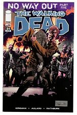 The Walking Dead #84 No Way Out pt. 5 - Image Comics - 1st Print VF+