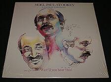 Noel Paul Stookey & The Body Works Band 1982 LP Newpax Vinyl Record Sealed OOP