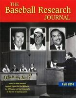 Baseball Research Journal (BRJ), Volume 43 #2 by Society for American...
