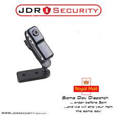 Mini Action Camera Police Body Cam Micro Digital Camcorder 32GB SD Card 720p