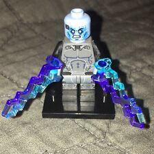 Lego 5002125 Electro Minifigures From Amazing Spiderman 2. LOT OF TEN