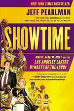 Showtime: Magic, Kareem, Riley, and the Los Angeles Lakers Dynasty of the...