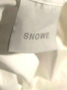 "Percale Flat Sheet ""Snowe"" King California 108""x111"" Italian White flat Sheet"