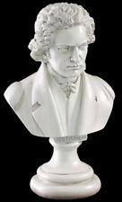 "Beethoven Sculpture Bust 13.5"""
