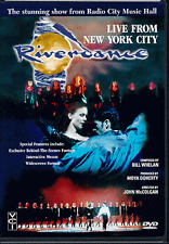Riverdance: Live from New York City (DVD) Radio City Music Hall