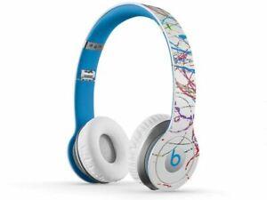 Futura x Beats By Dre Solo Headphones