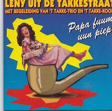 Tineke Schouten-Leny Uit De Takkestraat cd single