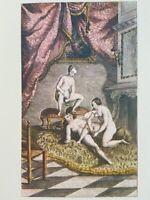 Jean Gervaise de Latouche Erotik Akt Barock Vagina Sex Orgie Handjob Lust Love