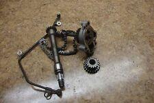 2002 Kawasaki Prairie 650 ATV 4x4 4Wheeler Engine Oil Pump Parts Chain Gear 02