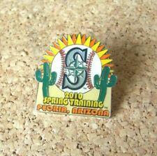 2010 Seattle Mariners Spring Training lapel pin cactus league arizona MLB c36198