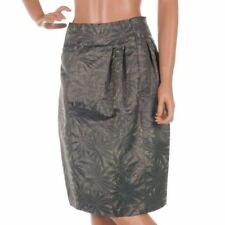 Silk Party Straight, Pencil Regular Size Skirts for Women