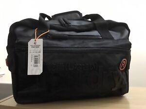 Superdry Freeloader Laptop Bag - Black Camo BNWT