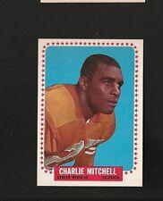 7039* 1964 Topps # 55 Charlie Mitchell NM