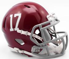 ALABAMA CRIMSON TIDE NCAA Football Helmet CHRISTMAS TREE TOPPER