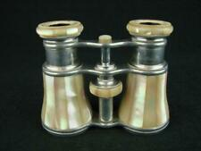 More details for victorian lemaire fabi, paris mother of pearl opera glasses