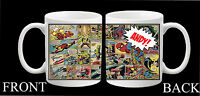 Personalised Marvel Comic Mug AVENGERS Dad Brother Son Christmas Infinity War