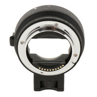 Auto-Focus Mount Adapter EF-NEX for Canon EF Lens to Sony E-Mount A7II A7RII