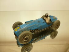 DINKY TOYS 23K TALBOT LAGO  - BLUE 1:43 FAIR CONDITION - NO BOX
