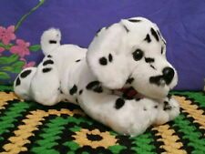 *Korimco plush laying Dalmatian puppy*