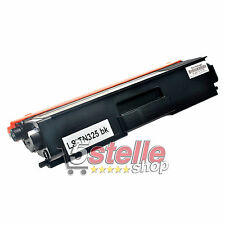 TONER NERO PER BROTHER MFC 9465CDN 9560CDW 9970CDW TN-325 CARTUCCIA REMAN