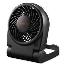 Honeywell Turbo On The Go USB/Battery Powered Fan Black HTF090B