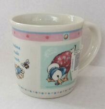 BEATRIX POTTER JEMIMA PUDDLE DUCK PETER RABBIT SMALL MUG CUP WEDGWOOD NEW