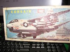 Upc-L.V.T.A.-7A Corsair Military Aircraft Plastic Kit Vintage-Free Shipping