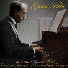 Gustav Holst - Collected Recorded Works (NEW CD)