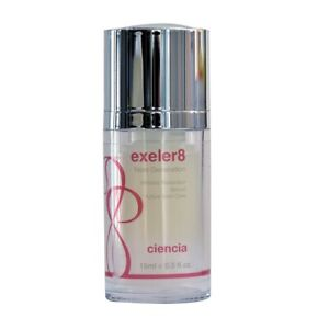 Ciencia Exeler8 15ml Anti-Aging Hydrating Wrinkle Serum Moisturiser Skin Care