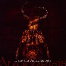 "Antichrisis ""Cantara Anachoreta"" DIGI DOCD [MELODIC GOTHIC BLACK FOLK METAL]"