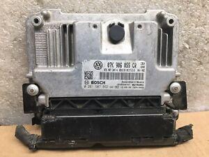 2013-2014 VOLKSWAGEN VW PASSAT ENGINE CONTROL MODULE ECU 07K906055CR OEM #E28