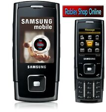 Samsung SGH E900 Black (Ohne Simlock) Original 3 Band Bluettoth 2MP SEHR GUT OVP