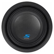 "ALPINE S-W8D2 8"" 900 Watt Car Audio Subwoofer DVC Dual 2-Ohm Sub"