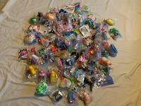 Vintage Lot of 90 McDonalds Happy Meal Toys 1990s **NIP* Lot A