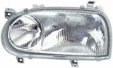 HELLA TWIN CHAMBER HEADLIGHT VW GOLF MK3 GL GTI VR6 LEFT PASSENGER SIDE