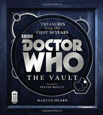 Doctor Who: The Vault  (First Edition)-Marcus Hearn