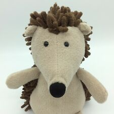 JELLYCAT London Woodland Hedgehog Noodle Nubby Plush 9 inch Plush