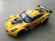 "Carrera Digital 132 30701 Chevrolet Corvette C7.R ""No. 03"" Karosse+Chassis LICHT"