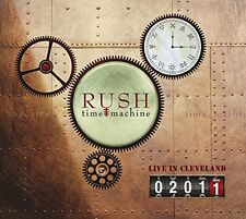 Rush - Time Machine 2011:Live in Cleveland [CD]