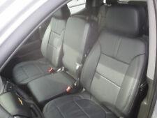 2019-2020 Chevy Silverado Crew Cab Clazzio PVC Leatherette Custom Seat Covers