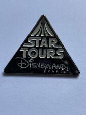 Pins Disney Star Tours Disneyland Paris (Star Wars).