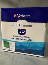 Verbatim ABS 1.75Mm 1Kg Green 3D Printing Filament