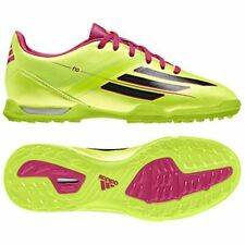 New Adidas F10 TRX TF J - Kids Football Astro Trainers Soccer Shoes