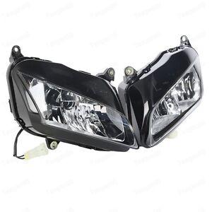 Front Head Lights Lamps Headlights Headlamp For Honda CBR600RR 2007-2012 2008 09