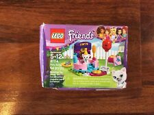 New Lego Friends Party Styling Set 41114 in Damaged Box